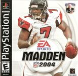 Video Game: Madden NFL 2004