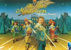 die drei musketiere spiel