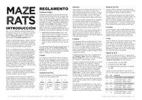 RPG Item: Maze Rats (Version 4.x)