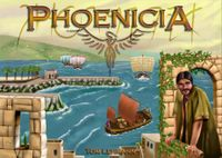 Board Game: Phoenicia