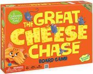 Board Game: The Great Cheese Chase