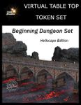 RPG Item: Virtual Table Top Token Set: Beginning Dungeon Set Hellscape Edition