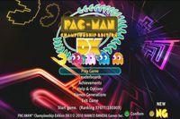 Video Game: PAC-MAN Championship Edition DX