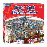 Board Game: Hunt and Seek