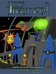 Issue: Fight On! Foliated Folio +8