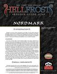 RPG Item: Hellfrost Region Guide #26: Nordmark