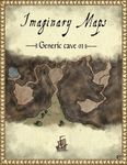 RPG Item: Imaginary Maps: Generic Cave 01