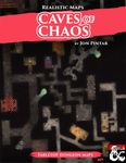 RPG Item: Realistic Maps: Caves of Chaos