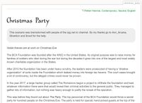RPG Item: Tales of Entropy: Christmas Party