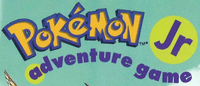 RPG: Pokémon Jr. Adventure Game