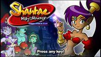 Video Game: Shantae: Risky's Revenge