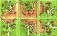 Board Game: Carcassonne: Die Katharer