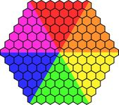 Board Game: E, the Game of Martian Chinese Checkers