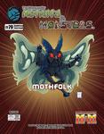 RPG Item: The Manual of Mutants & Monsters #79: Mothfolk