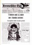 Issue: Aventurischer Bote (Issue 109 - Sep/Oct 2004)
