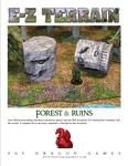 RPG Item: E-Z Terrain: Forest & Ruins
