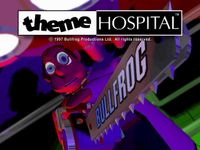 Video Game: Theme Hospital