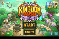Video Game: Kingdom Rush Origins