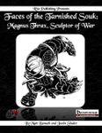 RPG Item: Faces of the Tarnished Souk: Magnus Thrax, Sculptor of War