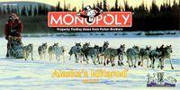 Board Game: Monopoly: Alaska's Iditarod