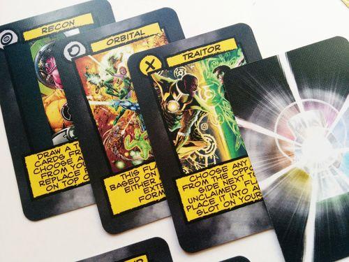 Board Game: Battle Line