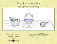 RPG Item: Toys for the Sandbox #001: The Apothecary's Shop