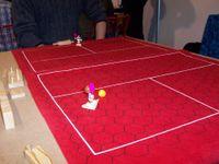 Board Game: Affentennis