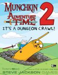 Board Game: Munchkin Adventure Time 2: It's a Dungeon Crawl!