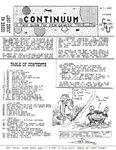 Issue: Continuum (Issue 2 - Jun 1987)