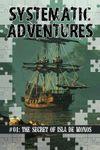 RPG Item: Systematic Adventures #01: The Secret of Isla de Monos (Multi)