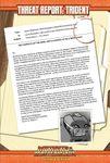 RPG Item: Threat Report: Trident