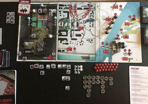 Board Game: Pavlov's House