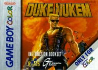 Video Game: Duke Nukem (1999)