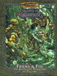 RPG Item: Friend & Foe: The Elves and Bugbears of Tellene