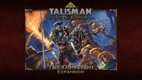 Video Game: Talisman: Digital Edition - The Dungeon Expansion