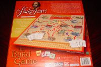 Board Game: Shakespeare: The Bard Game