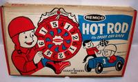 Board Game: Hot Rod: The Sport Car Race