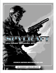 RPG Item: Spycraft Introductory Rules