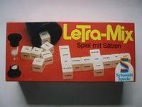 Board Game: Letra-Mix: Spiel mit Sätzen