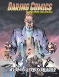 RPG Item: Daring Comics Spotlight #2: Powers Unleashed