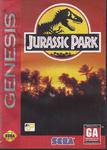 Video Game: Jurassic Park (Genesis)