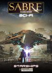 RPG Item: Sabre Second Edition Sci Fi: Starships