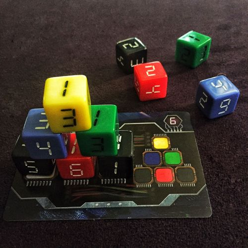 Board Game: FUSE
