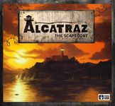 Board Game: Alcatraz: The Scapegoat