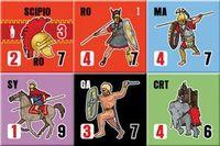 Board Game: Hannibal's War