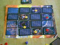 Board Game: Final Fantasy IX Tetra Master Card Game