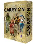Board Game: Carry On: Gear Collecting Card Game