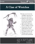 RPG Item: A Clan of Wretches