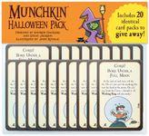 Board Game: Munchkin Halloween Pack