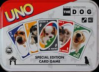 Board Game: UNO: The Dog